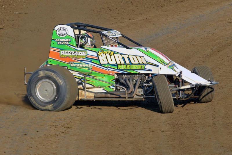 Car Racing at Bloomington Speedway