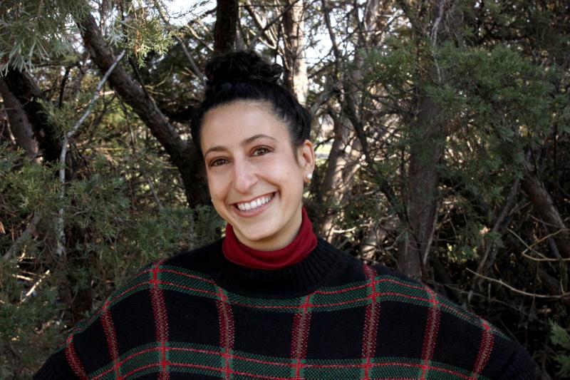 Kristen Green, Visitor Information Coordinator