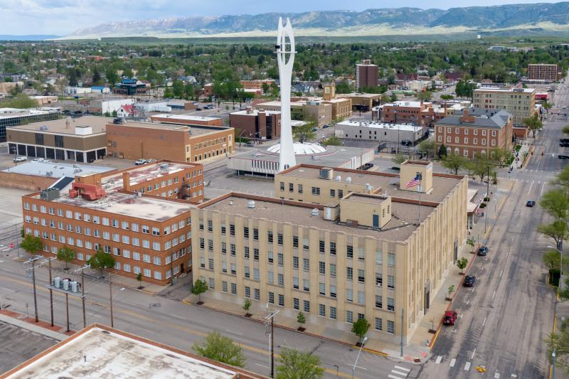 Discover Downtown Casper - 10 Things to Do