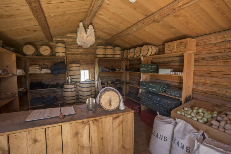 Historic Shop on Display at Casper Museum