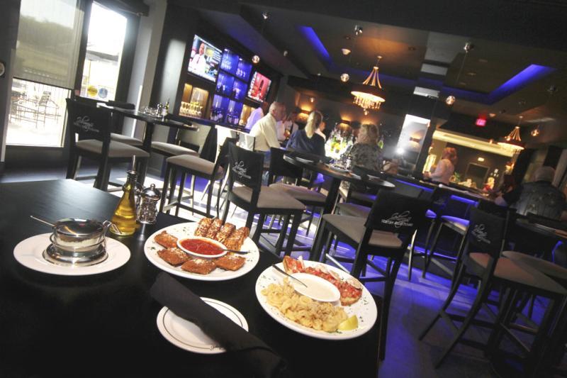 A look inside Johnny's Italian Steakhouse