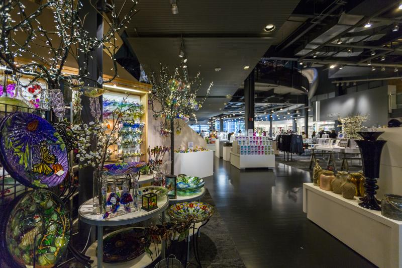 The Shops at The Corning Museum of Glass