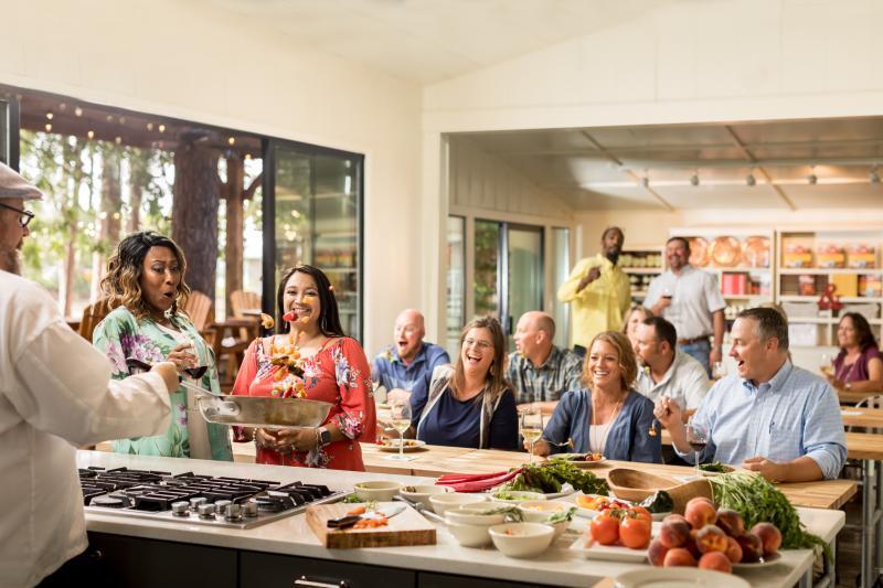Das Peach Haus Cooking School