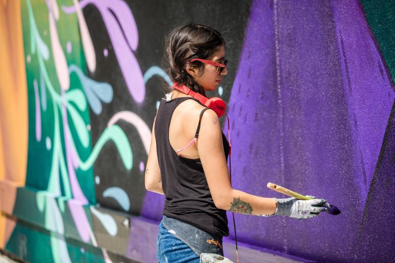 2017 Mural Fest Artist