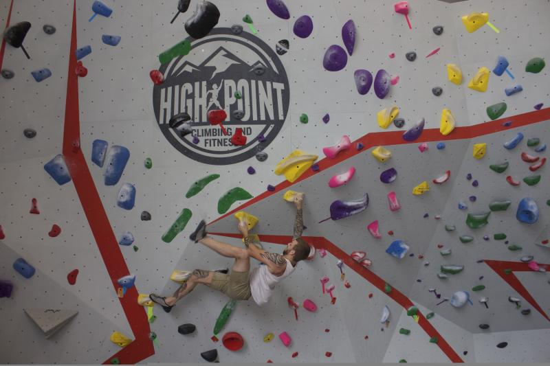 High Point Climbing and Fitness Huntsville Alabama