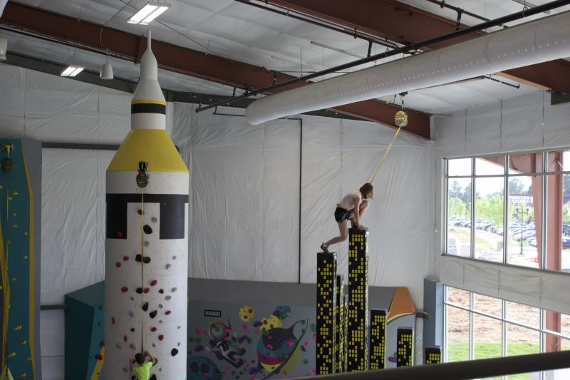 Huntsville High Point Climbing Kid Zone