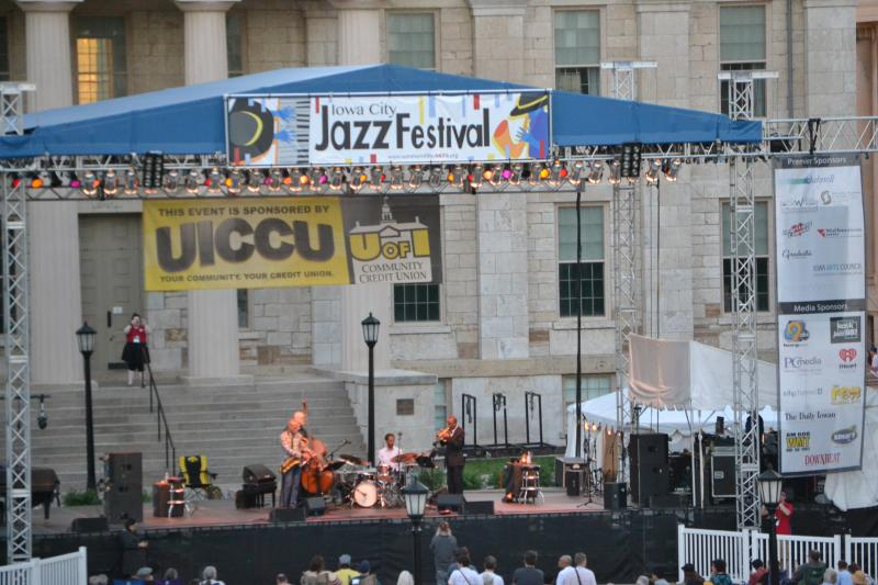 Iowa City Jazz Festival