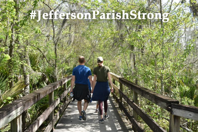 Jefferson Parish Strong