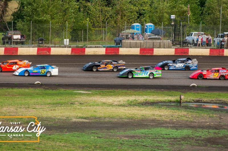 Lakeside Speedway Virtual Background