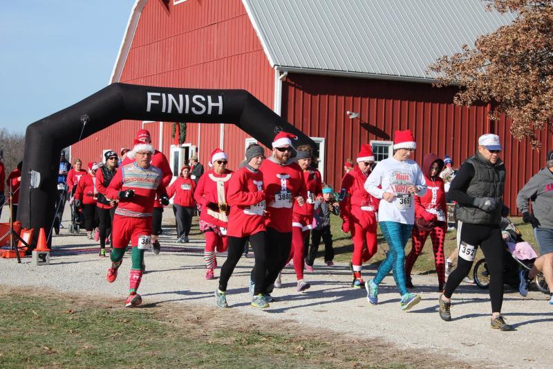 Santa's Express 5K Run
