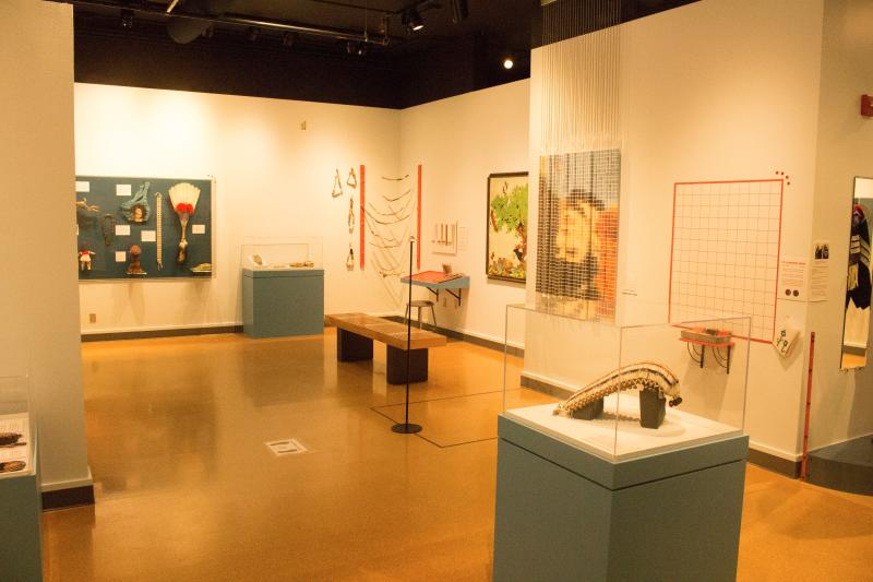 Museum of Natural and Cultural History by Janelle Breedlove