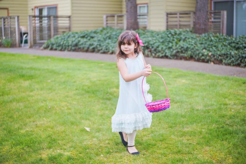 Easter Egg Hunt by Paige Griffin