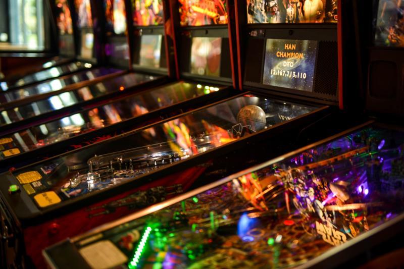 Level Up Arcades by Melanie Griffin