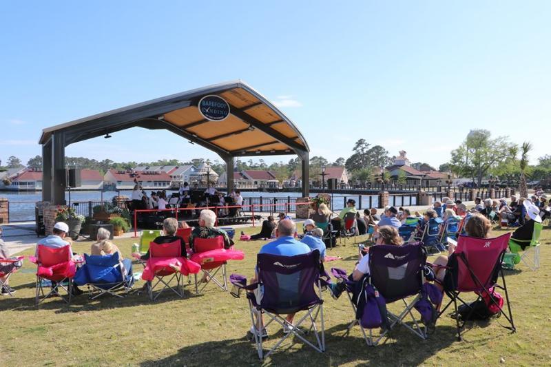 Summerfest Music Series at Barefoot Landing, Myrtle Beach, SC