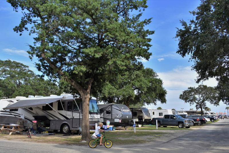 Lakewood Camping Resort, Myrtle Beach, SC