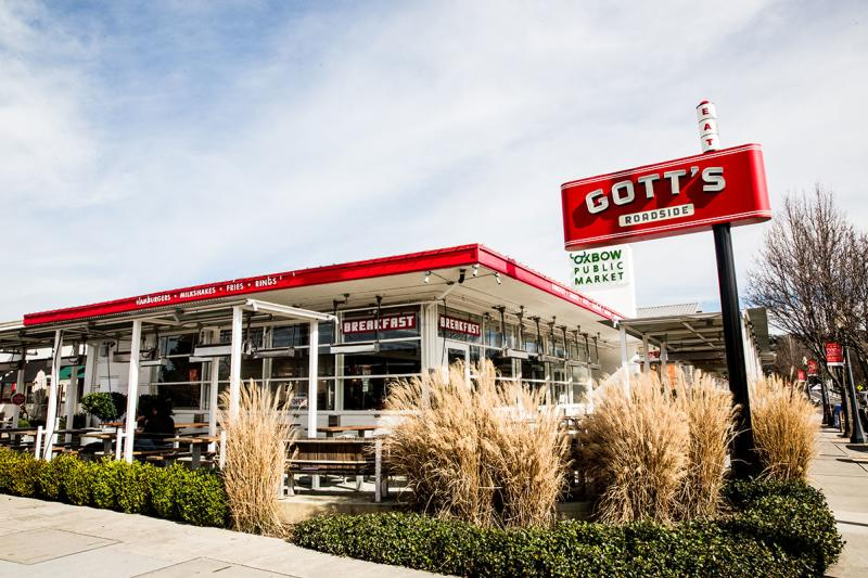 Gott's Roadside at Oxbow