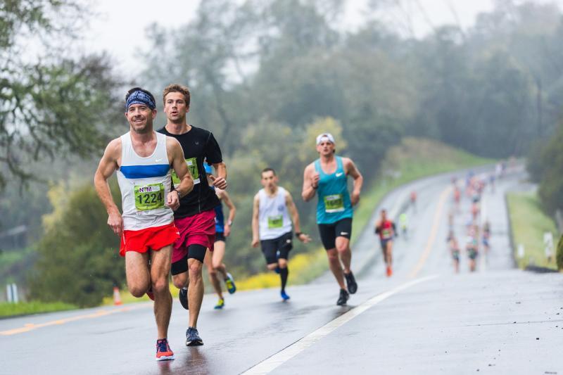 Napa Valley Marathon 2019