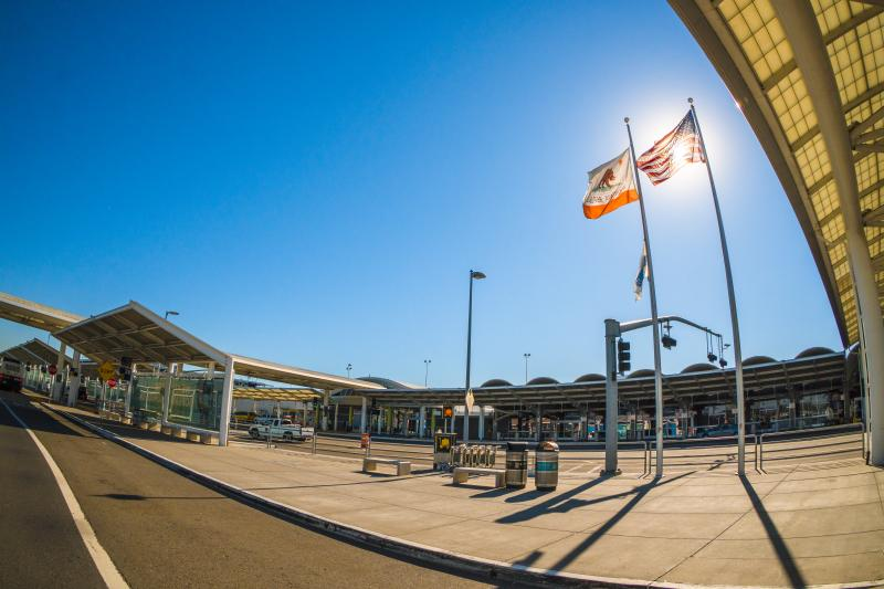 OAK Oakland Airport