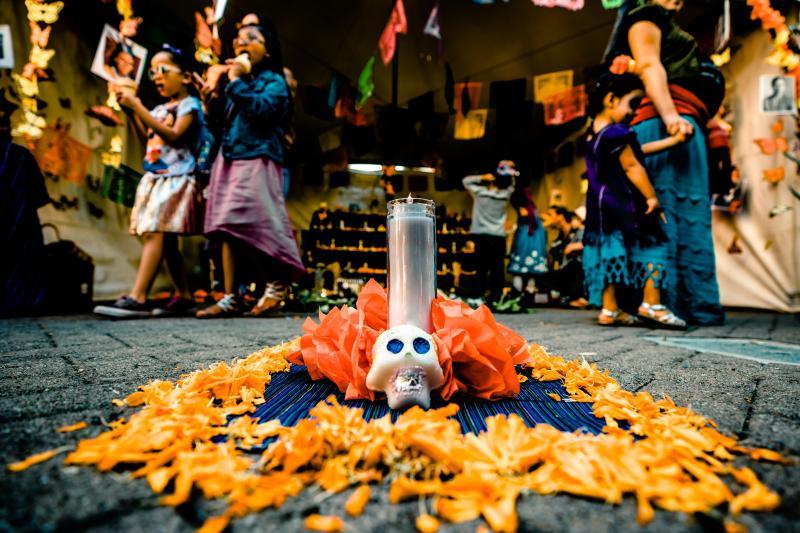 Dia De Los Muertos in Oakland, CA 2018