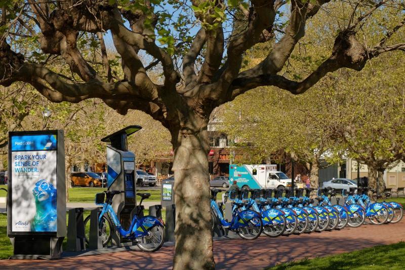 FordGo Bikes
