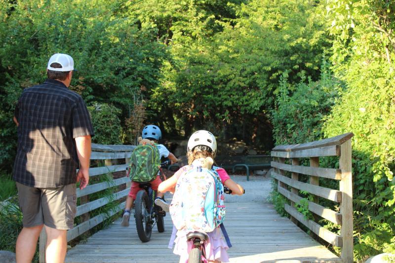 Cochran Park Bike Trail