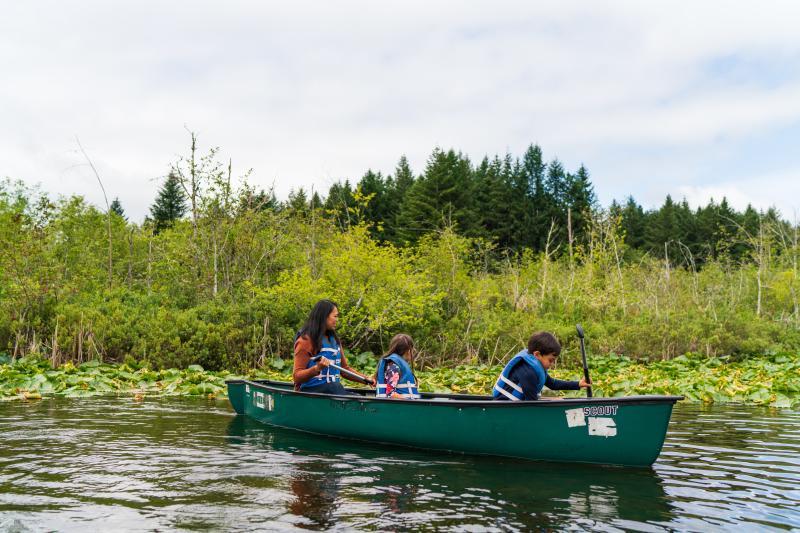Millersylvania Canoe