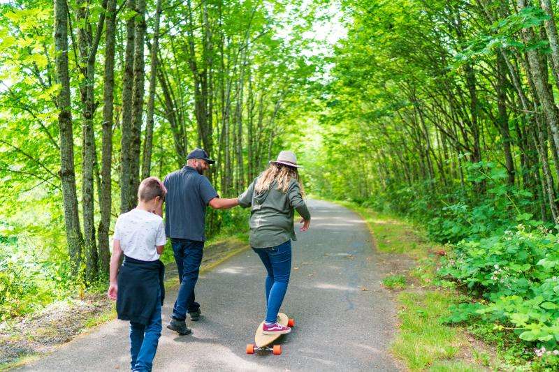 Longboard Trail