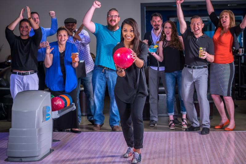 Acme Bowling Large Group