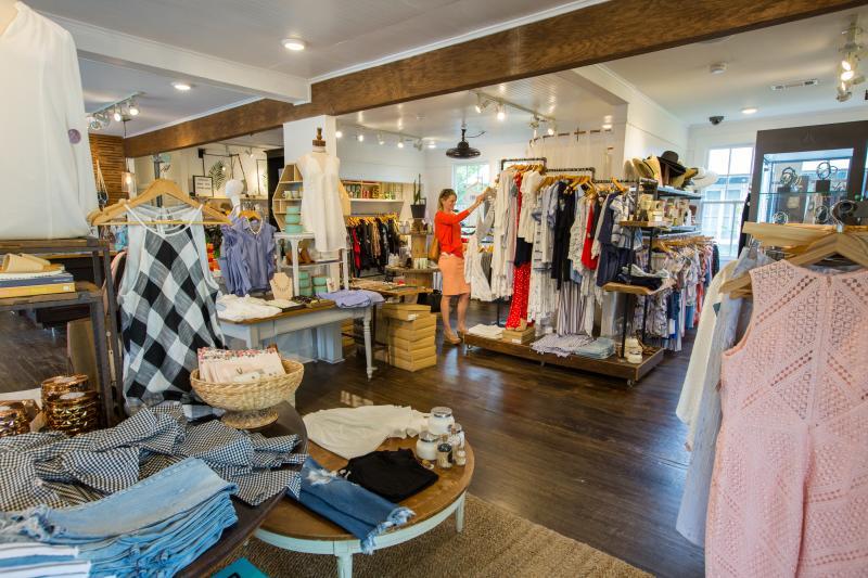 Cameo Boutique, Mandeville, shopping, Eric Lindberg photo