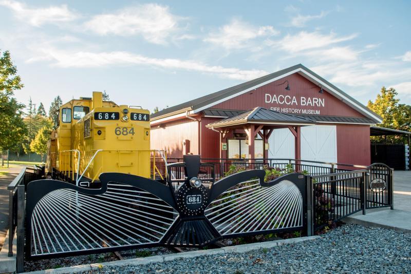 Dacca Barn