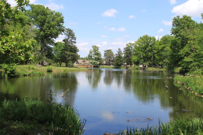 Gage Park Pond