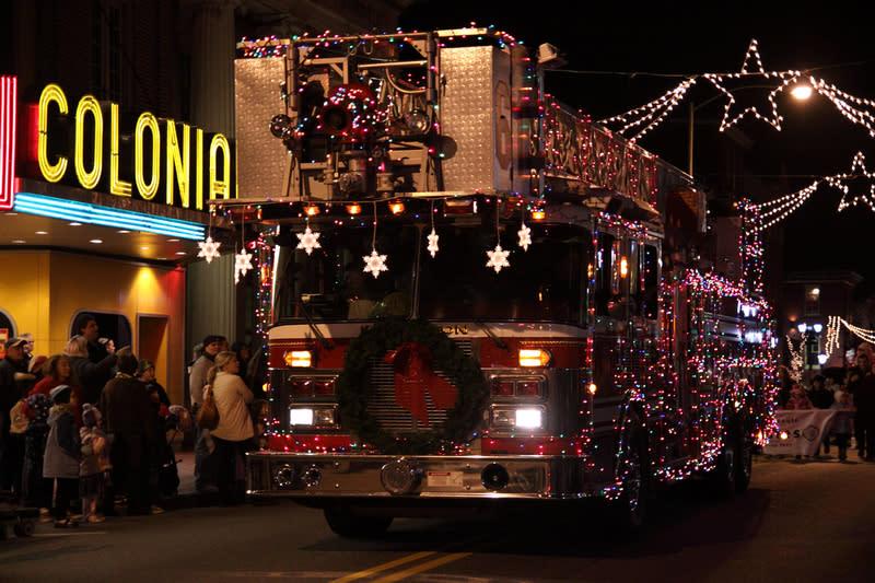 Phoenixville Christmas Parade