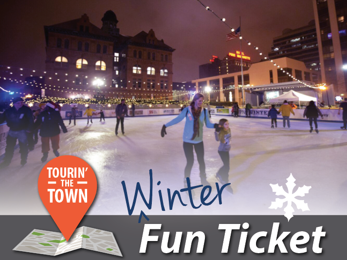 Winter Fun Ticket Header