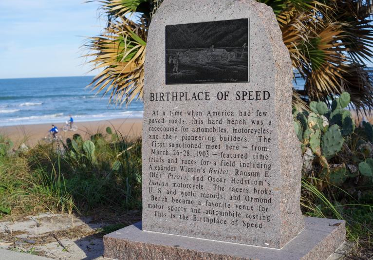 Birthplace of Speed Park II