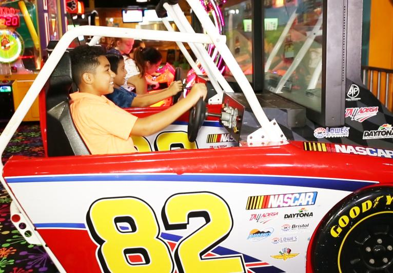 Daytona Lagoon Arcade