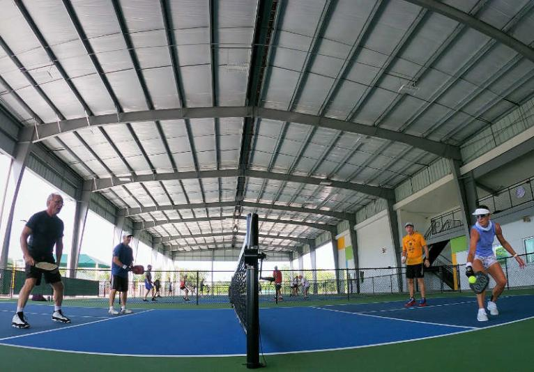 Pictona Pickleball Covered Courts