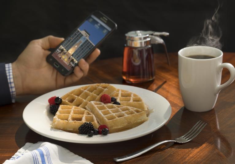 Hilton Breakfast