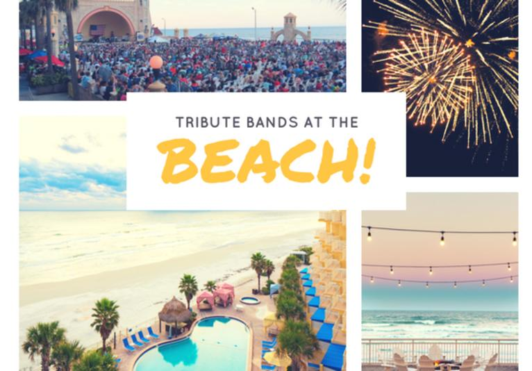 Tribute Bands At The Beach