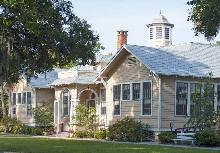 Barberville Pioneer Settlement Schoolhouse
