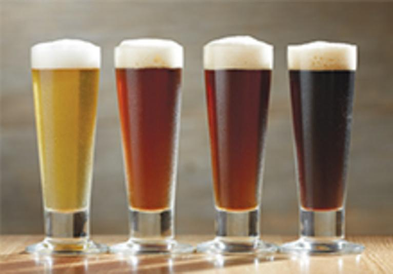 BJ's Brewhouse Restaurant beers