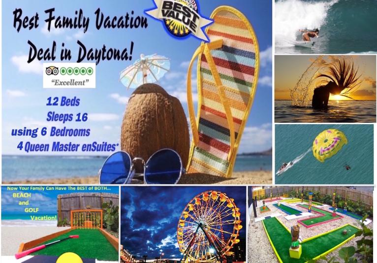 Best Family Vacation Deal