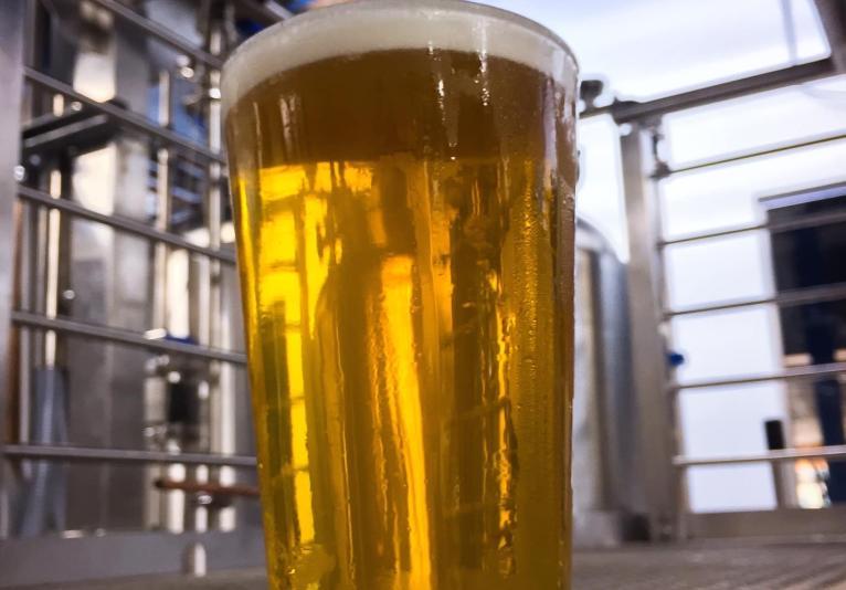 Blue Springs Brewery 1