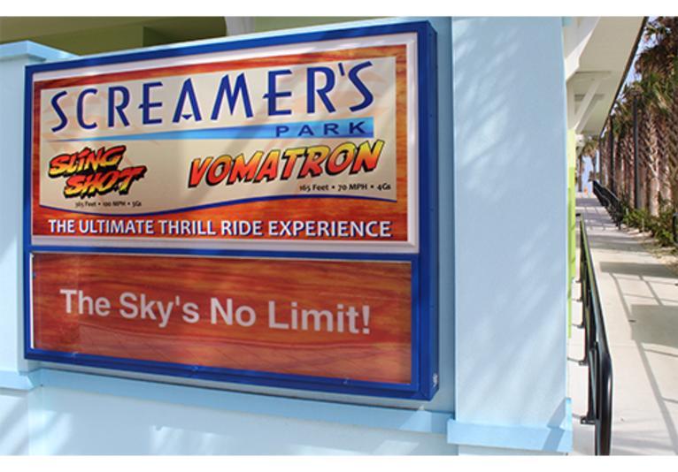 Screamer's Park 2