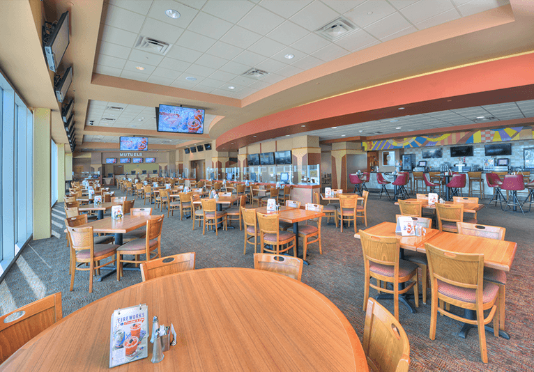 Daytona Beach Racing Card Club Clubhouse Restaurant