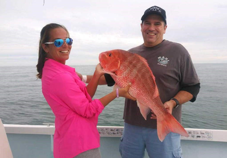 DB Fishing Charters 7