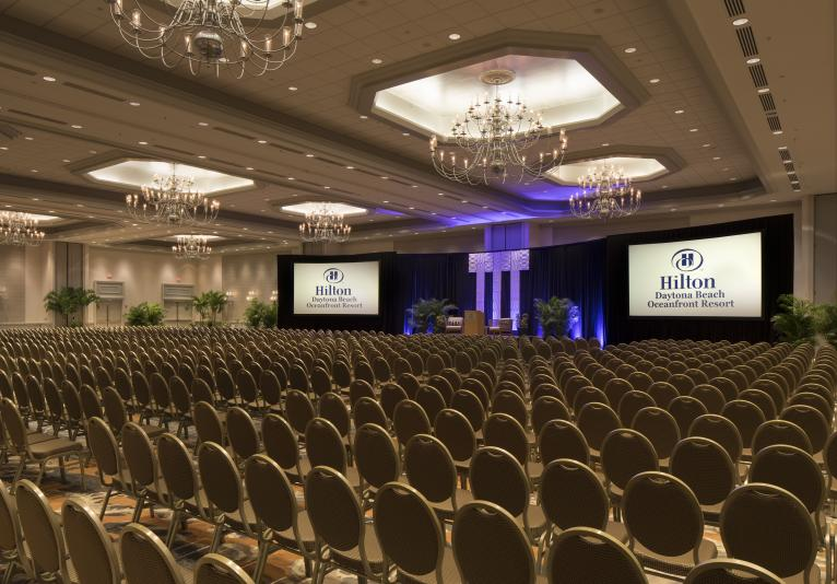 Hilton Daytona Coquina Ballroom