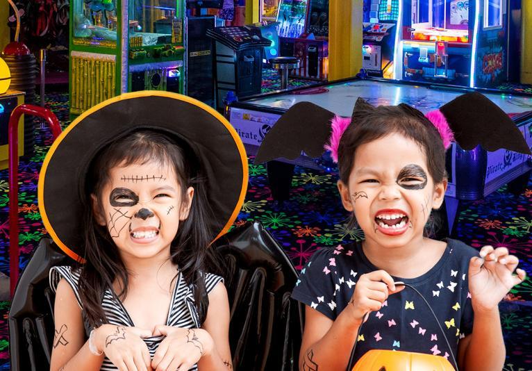 Safe & Free Halloween Fun