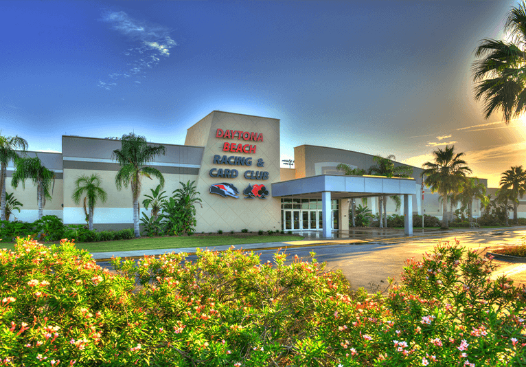 Daytona Beach Racing Card Club exterior
