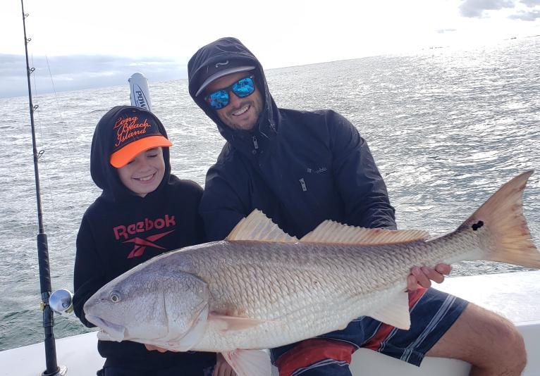 Daytona Beach Fishing Charter 4