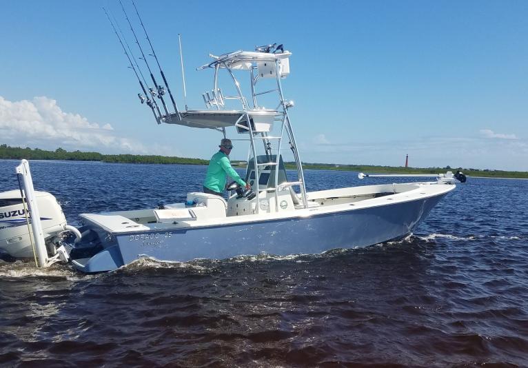 Daytona Beach Fishing Charter 1